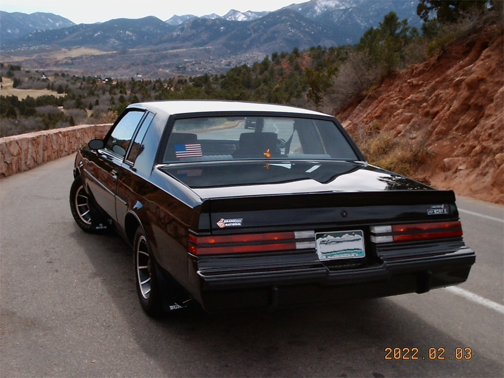 karznshit 39 87 buick grand national gnx. Cars Review. Best American Auto & Cars Review