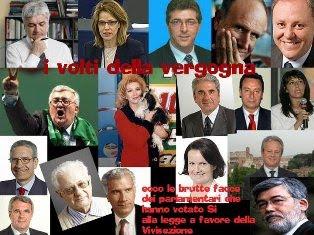 EUROPA:LA LEGGE DELLA VERGOGNA-I VOLTI DELL'INDECENZA