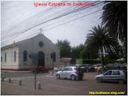 Iglesia Católica de Coihueco