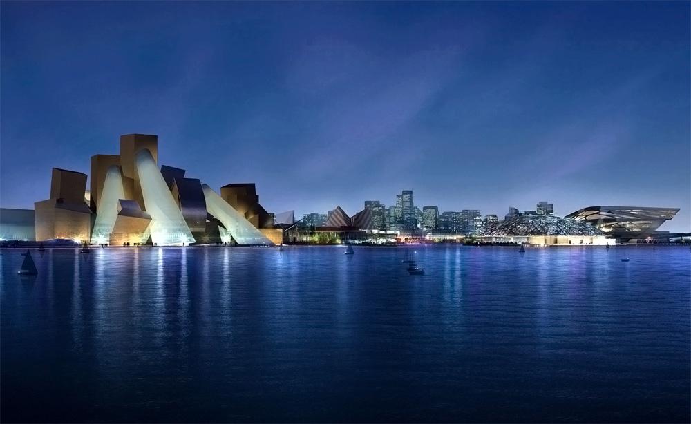 El Skyline de la Tierra Cultural-District-Nighttime+copy