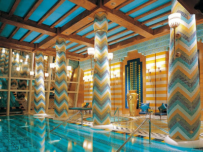 MY ARCHITECTURAL MOLESKINER BURJ AL ARAB THE SYMBOL OF DUBAI