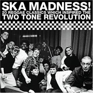 Cover Album of Ska Madness - 20 Reggae Classics