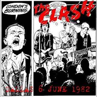 The Clash - Dallas 1982