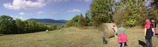 Panorama Žlebska
