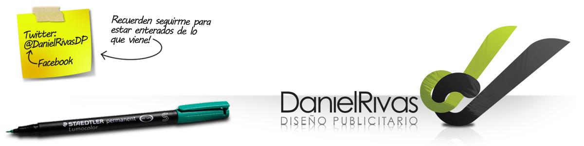 DanielRivas: diseño publicitario