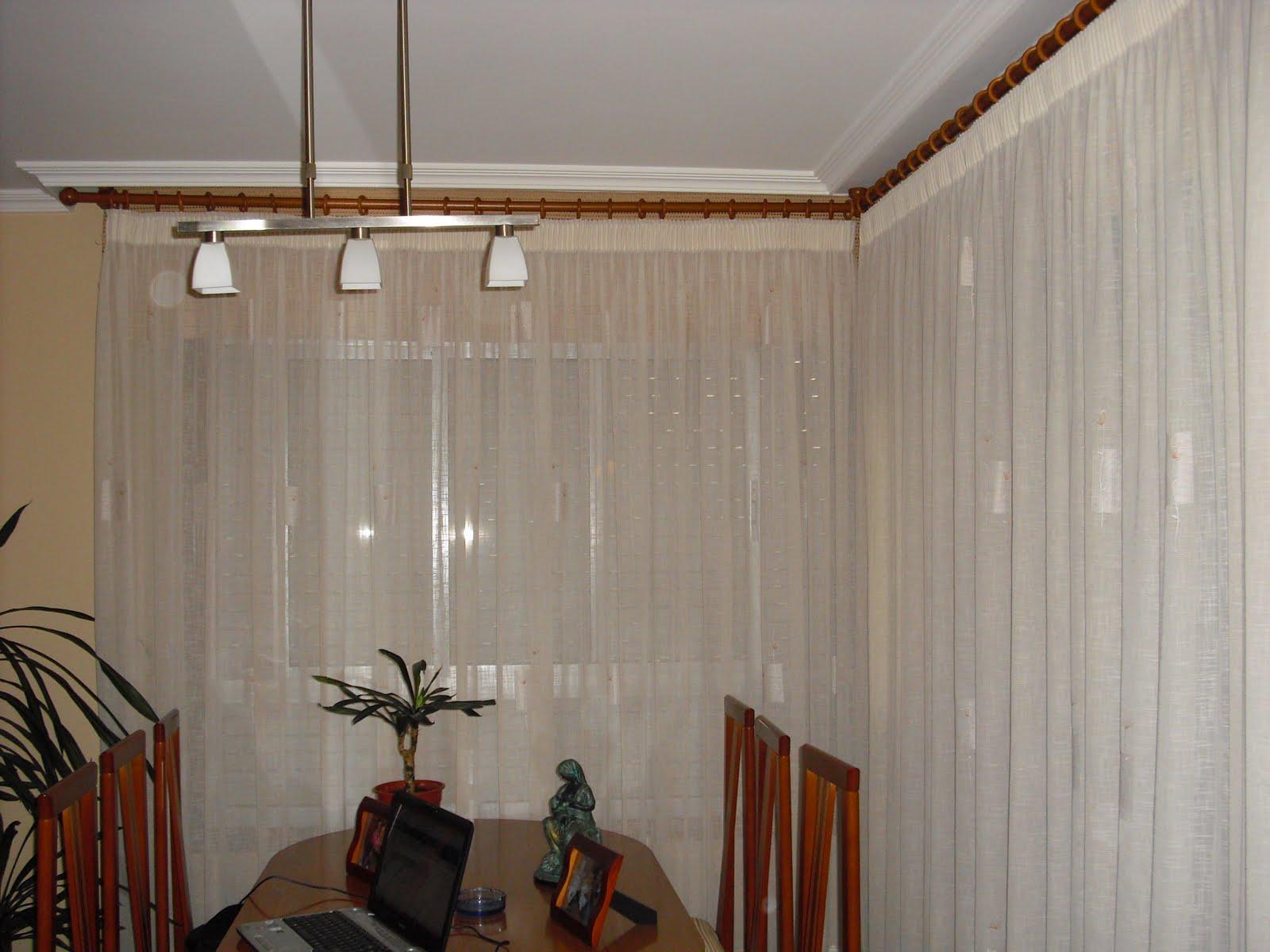 Visillos para salones 489 salon ideas - Visillos para salones ...
