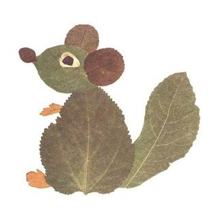 Leaf Scrapbooking