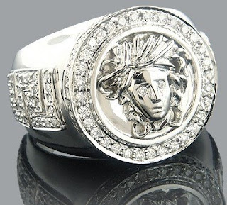 Mens Diamond Wedding Rings 2009