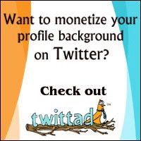 Twitter is Growing at Over 1000% Twittad Link!