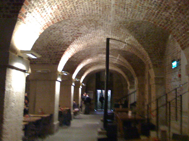 Crypt, St. Martin in the Fields