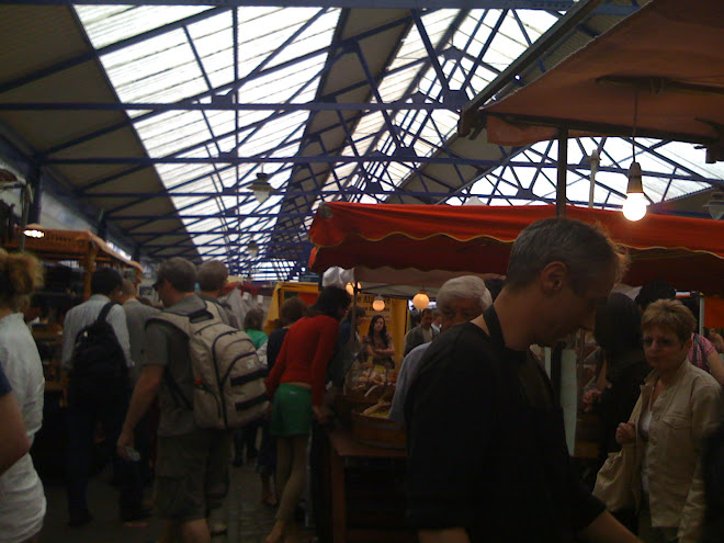 The Covered Market, Greenwich