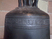 Cathedral bell, Worcester Cathedral