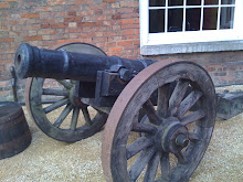 Cannon at the Commandery