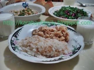 Tavuklu pilav ข้าวมันไก่ตุรกี