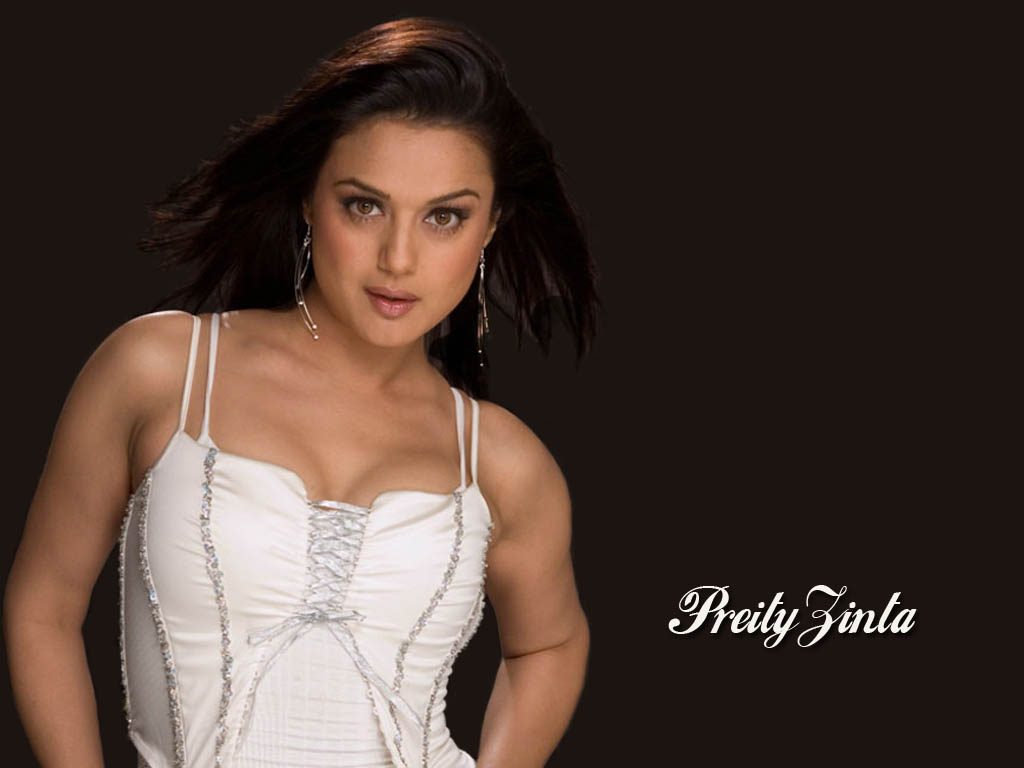 preity of zinta breast Beautiful