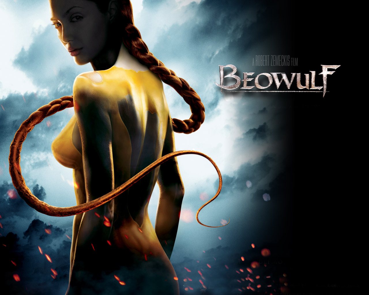 beowulf hollywood movie hd wallpapers collection ~ download free