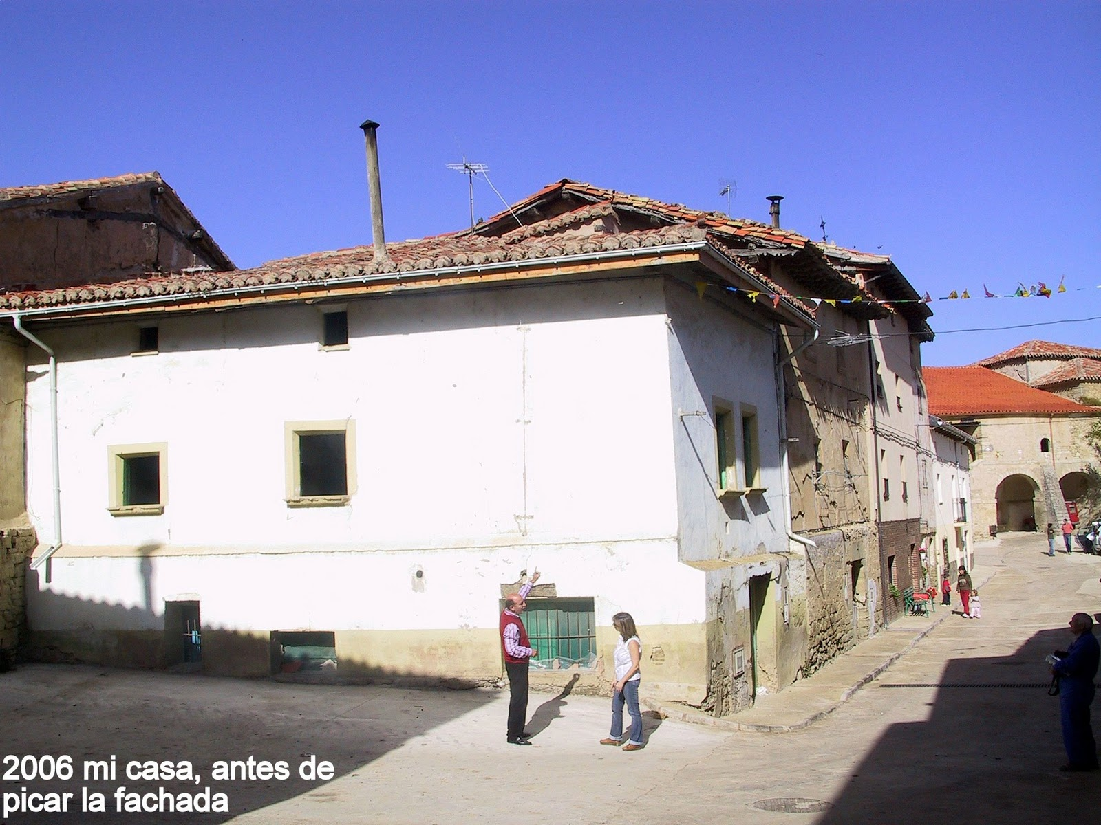 Quintanaloranco rehabilitaci n casa - Subvenciones rehabilitacion casas antiguas ...