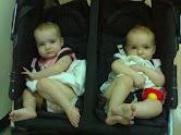 my twins...