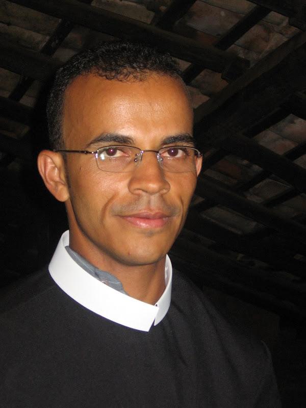 Fr. Adilson Ferreira de Oliveira C.Ss.R., natural de Paratinga-Bahia