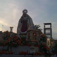 Virgen del Rosario(Hdad de San Juan, LA CAROLINA)