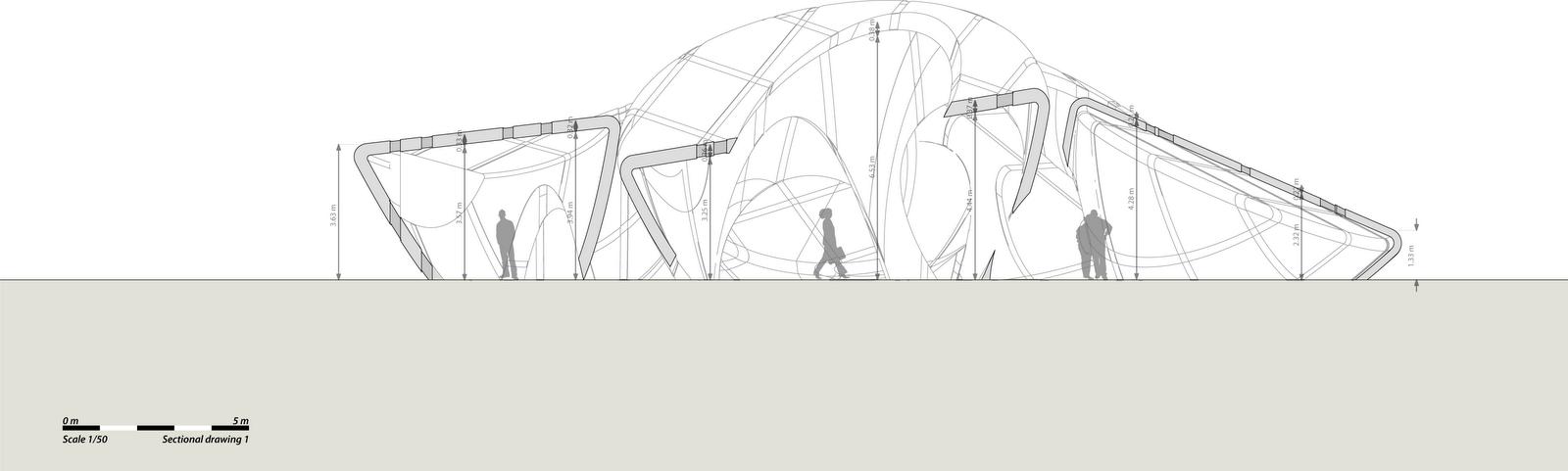 Labblog dynamic pavilion concept for Pavilion concept architecture