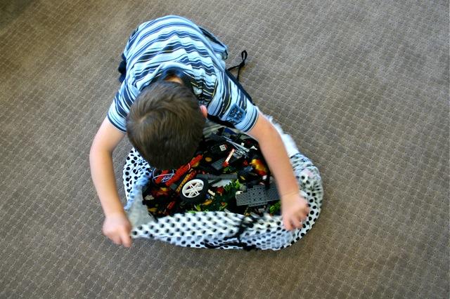 Lego Sack lego sack tutorial it