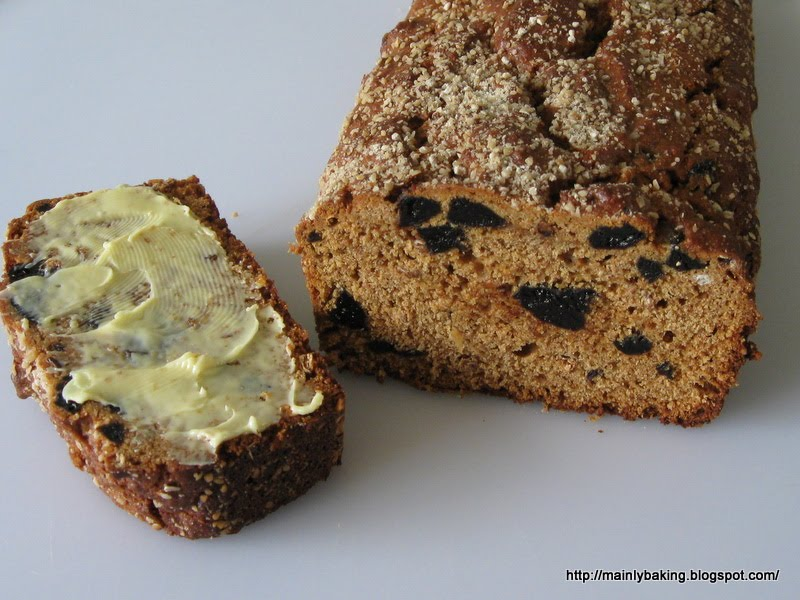 love malt loaf Suelle, this looks really good. Must pick up some malt ...