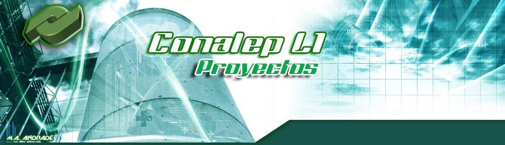 Conalep L1 Proyectos