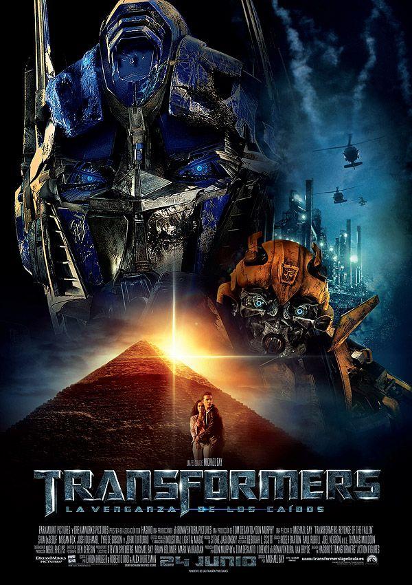 Transformers 3 En Castellano