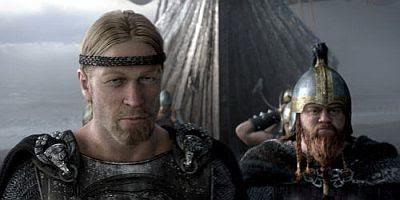 Beowulf, VR-modelled using Ray Winstone for the film's motion-capture process