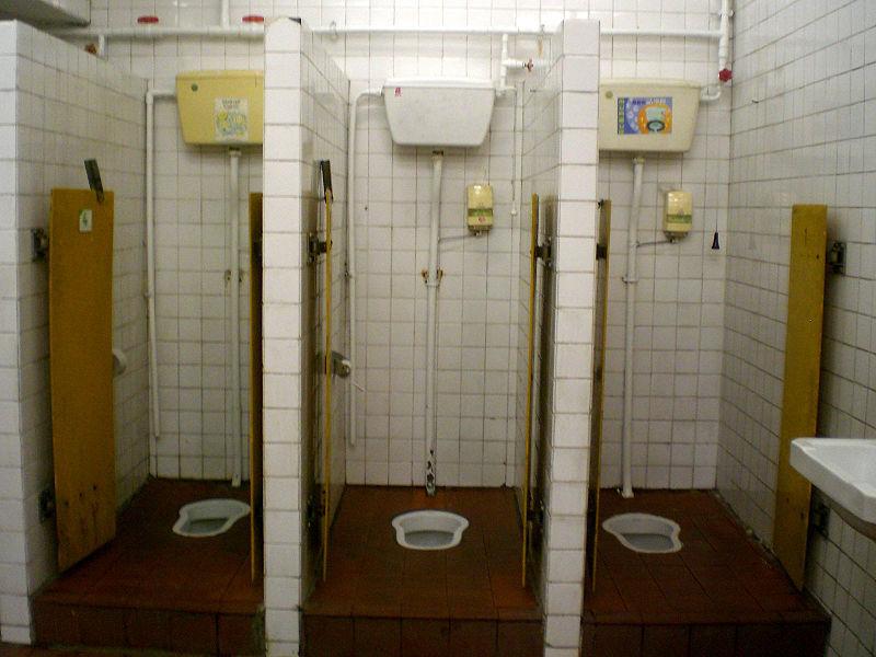 Talking with Mouths full HK_Public_Toilet_03_Squat_toilet