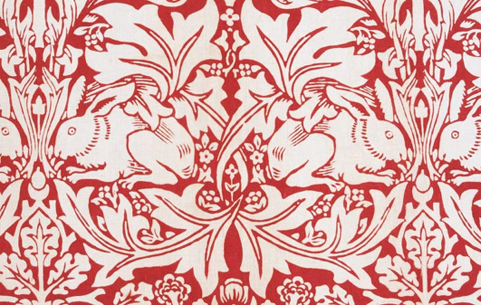 William Morris Wallpaper for