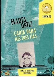 CARTA PARA MIS TRES TÍAS (CUENTO)