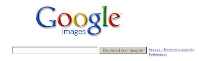 Google Images accueil