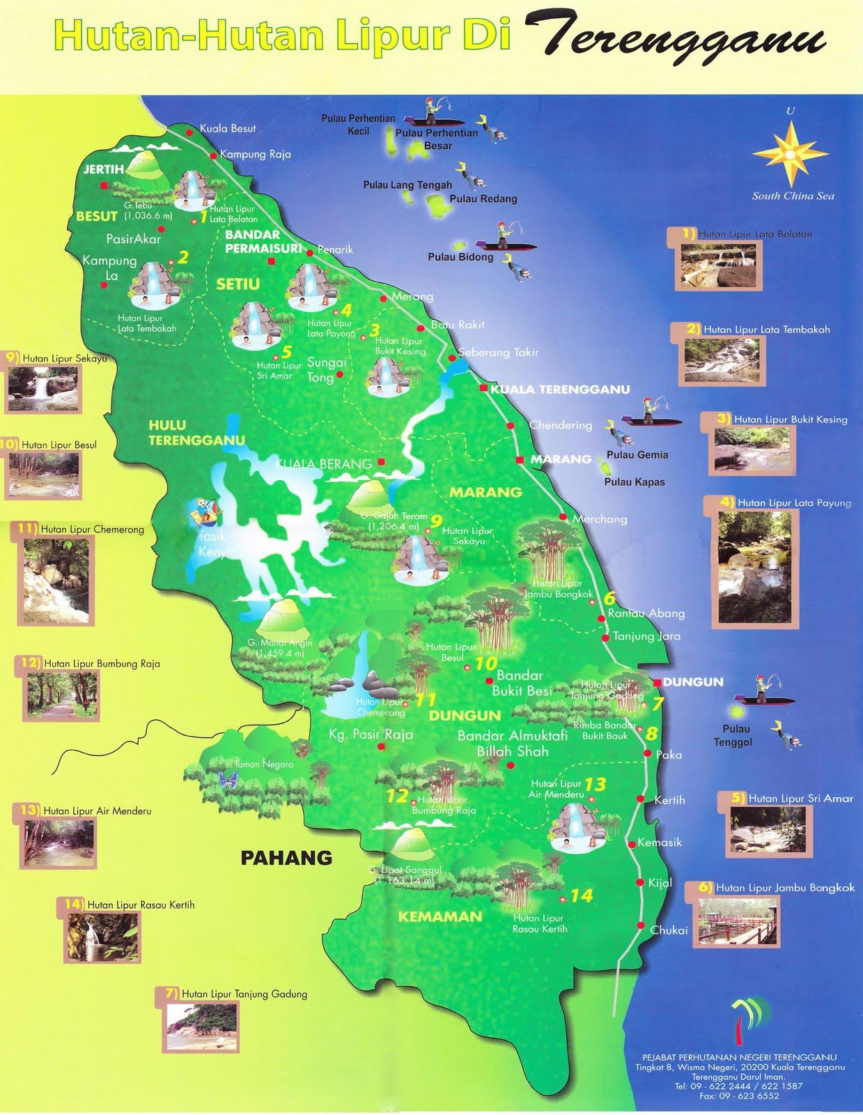 Majlis Daerah Kuala Terengganu : Jawatan Kosong di Majlis