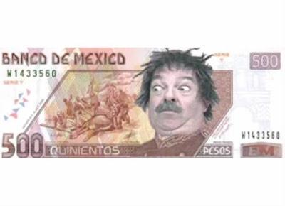 Nuevos billetes mexicanos
