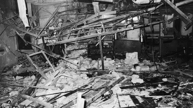 Watsons Go To Birmingham 1963 Church Bombing