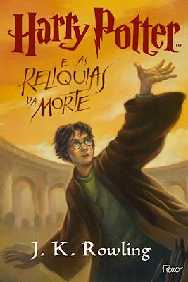'Harry Potter e as Relíquias da Morte' é o 17º melhor livro da década