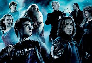 Veja novo pôster de 'Harry Potter e o Enigma do Príncipe' | Ordem da Fênix Brasileira