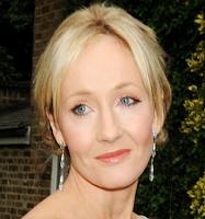 Leilão de desenho da mão de J.K. Rowling arreacada 6 mil libras
