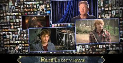 Trailer exclusivo dos DVDs estendidos com vídeos de 'Harry Potter e as Relíquias da Morte'