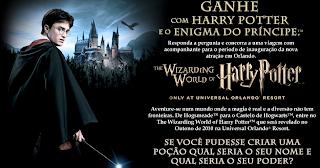 Concorra a uma viagem ao parque 'O Mundo Mágico de Harry Potter' em nova promoção do SBT!