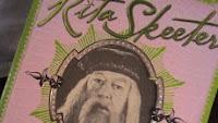 Fotos exclusivas de 'A Vida e as Mentiras de Alvo Dumbledore' e de outros itens dos últimos filmes