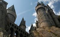 Informações sobre a abertura do parque temático de 'Harry Potter'