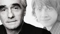 Martin Scorsese nega ter elogiado Rupert Grint