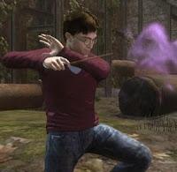 Jogo 'Relíquias da Morte: Parte I' pode utilizar movimentos e comando de voz no lugar de controles