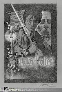 Confira pôster inutilizado de 'Harry Potter e a Câmara Secreta' | Ordem da Fênix Brasileira