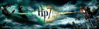 Veja o banner de 'Relíquias da Morte: Parte 1' com Voldemort contra os sete Potters | Ordem da Fênix Brasileira