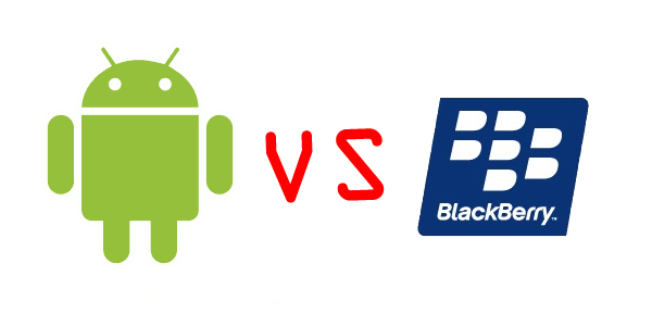 Perbandingan ANDROID vs Blackberry