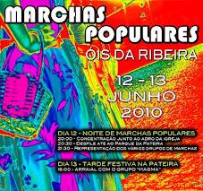 MARCHAS POPULARES DE OIS DA RIBEIRA 2010